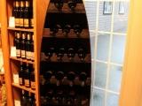 Витрины с винами