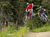mountain bike trial