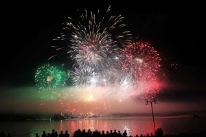 Vancouver Fireworks Festival - Late July