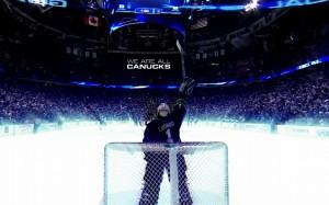 Vancouver Canucks NHL Hockey